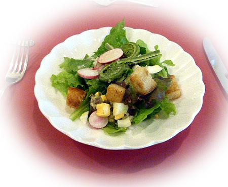 採りたて田舎野菜サラダ