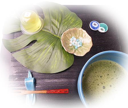 林檎 & 抹茶