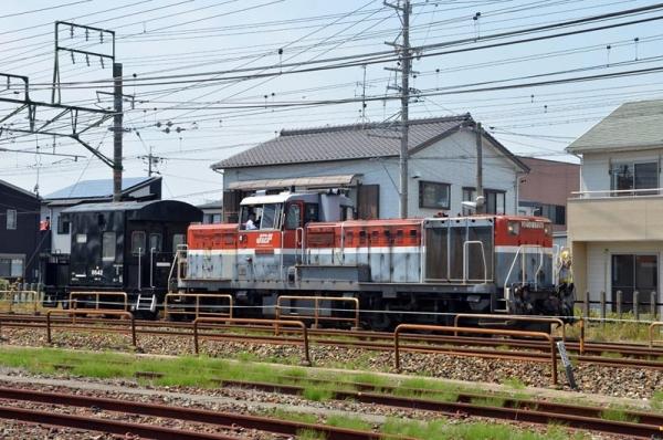 DE10 1726+ヨ8642(2015年5月30日)