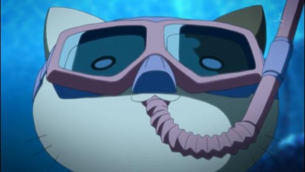 『レーカン!』4話 薄味の水着回だったな・・・山田兄弟と猫いらねーよな