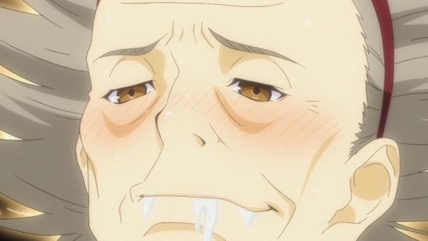 『食戟のソーマ』4話 寮のメンバー濃すぎだろwwwwwwwwww裸エプロン先輩キター―!!!