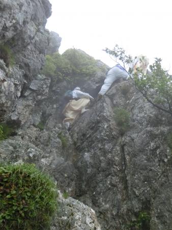 002 鐘掛岩