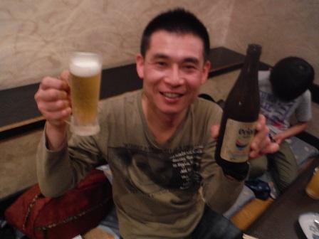 私とビール