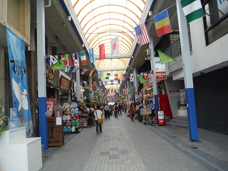 石垣市内で買い物
