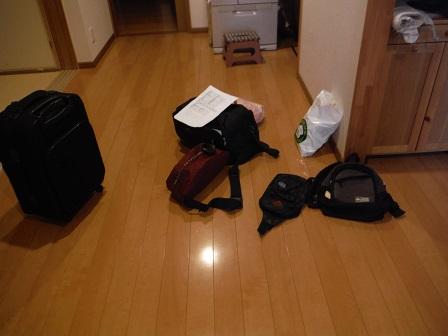 1石垣島出発