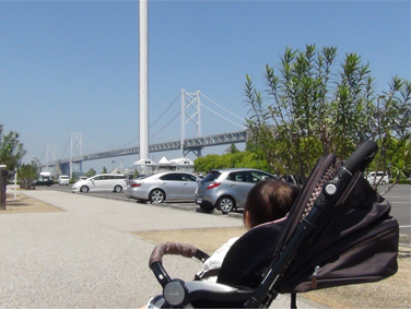 ゴールデンウィーク 瀬戸大橋記念公園-2