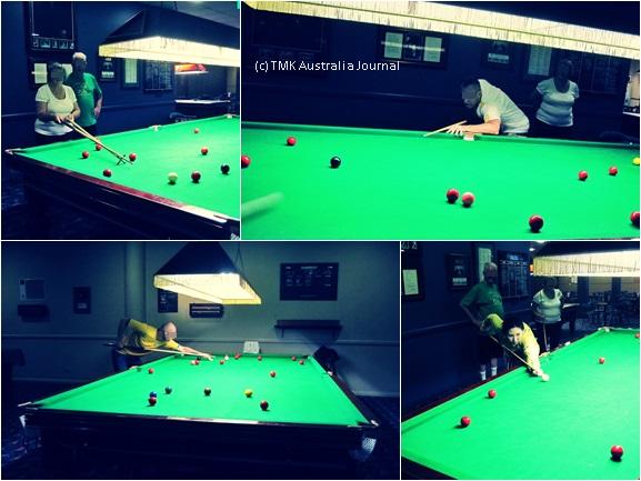 Snooker AJ