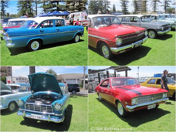 Holden car show AJ