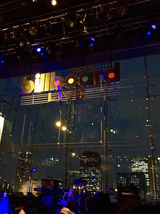 ビルボード東京