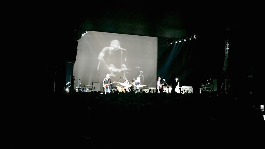 Noel Gallagher's High Flying Birds@ZeppFukuoka