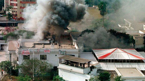 特殊部隊(1997年ペルー日本公邸)image