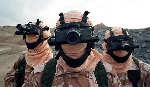 特殊部隊(英国陸軍SAS)image