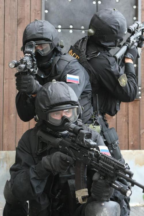 特殊部隊(ロシアのフォーメーション)image