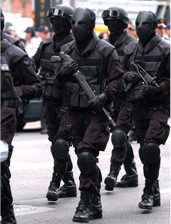 特殊部隊(台湾4)image