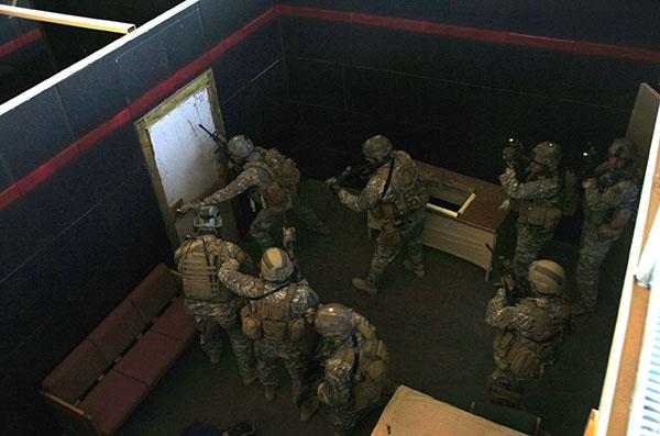 特殊部隊(練習)image