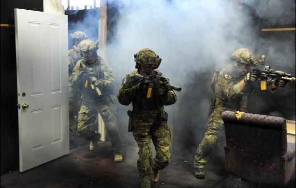 特殊部隊(米国・人質救出の)image