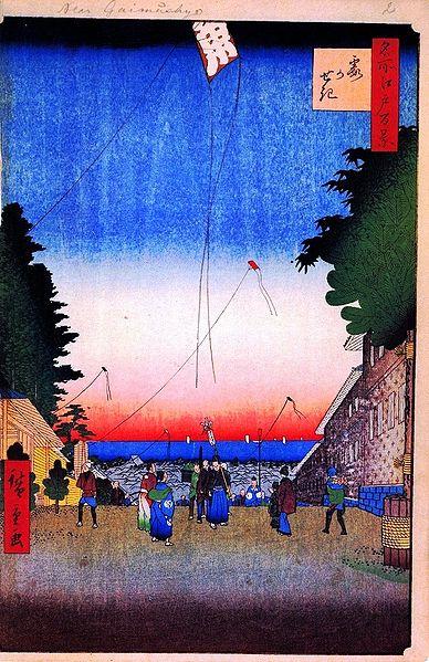31(凧揚げの図)image