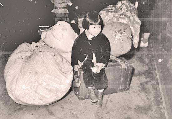 歴史(南京1942頃の日本のこども)image