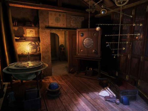 ノストラダムス(部屋の感じ)image