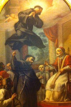 コペルティーノの聖ヨセフ(教皇の前で)image