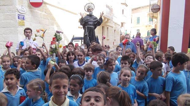 コペルティーノの聖ヨセフ(祭日に)image