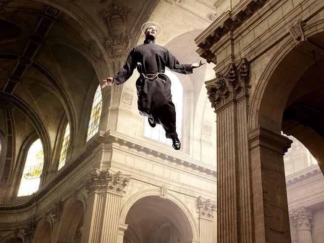 コペルティーノの聖ヨセフ(雰囲気)image