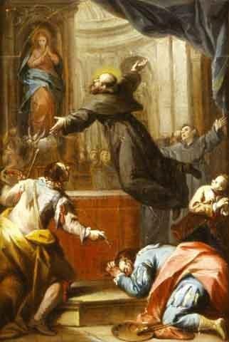 コペルティーノの聖ヨセフ(飛ぶ)image