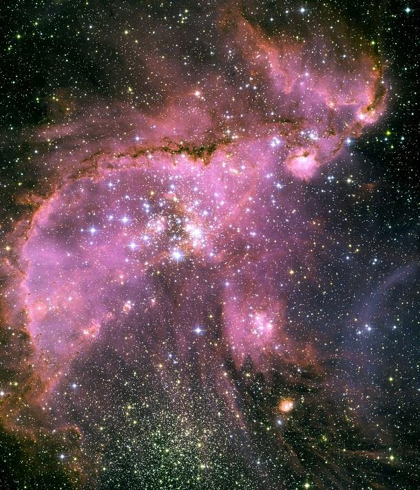 アンノルキス(修飾画像NGC346)image