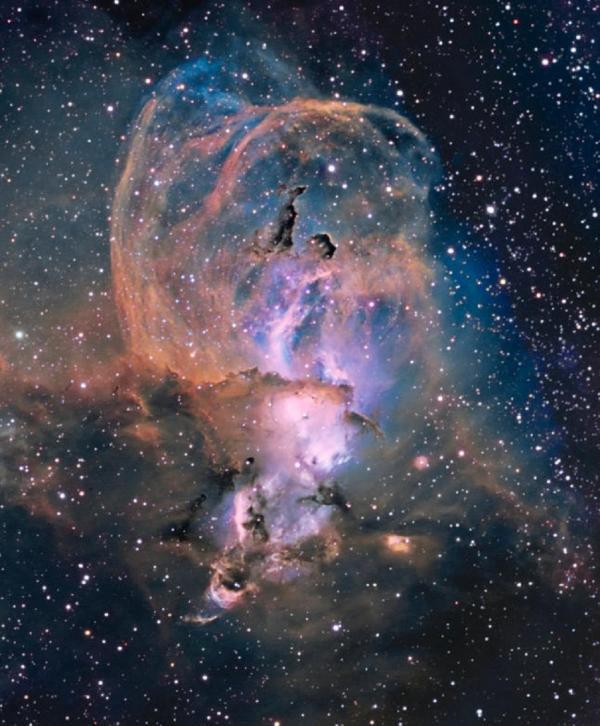 アンノルキス(修飾画像NGC3576)image_convert_20150214000328