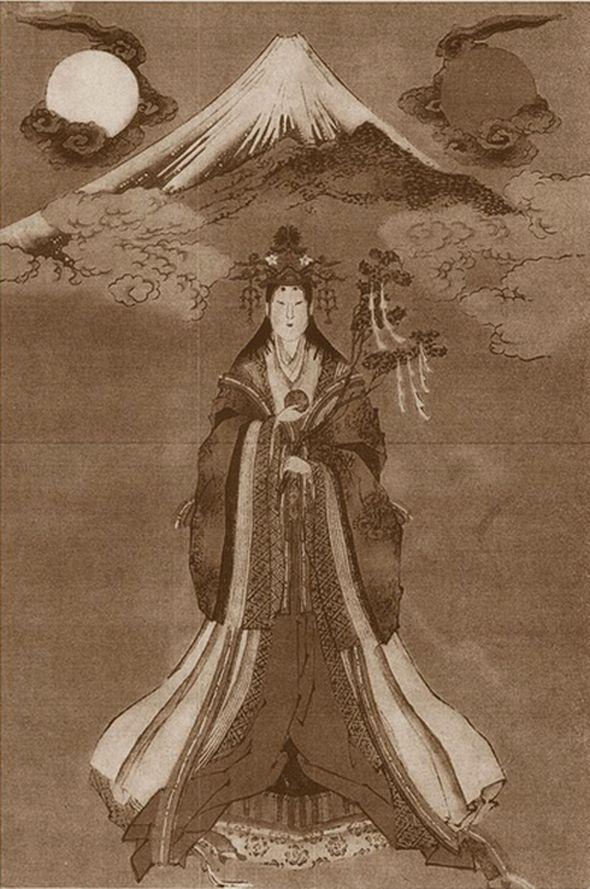 桜(コノハナサクヤビメ)image