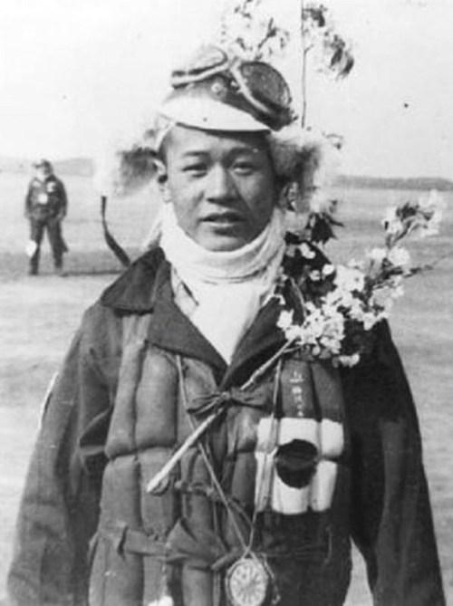 桜(特攻兵と桜)image
