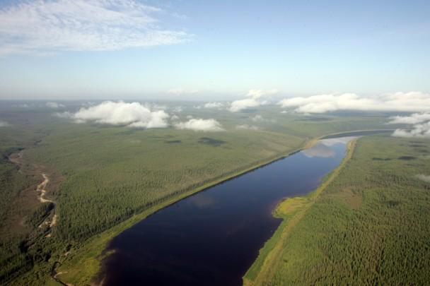 プロジェクトP(ロシアのビリュイ川)image