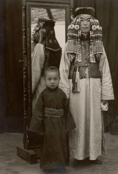 故事(参考1933年代の蒙古系の人たち)image