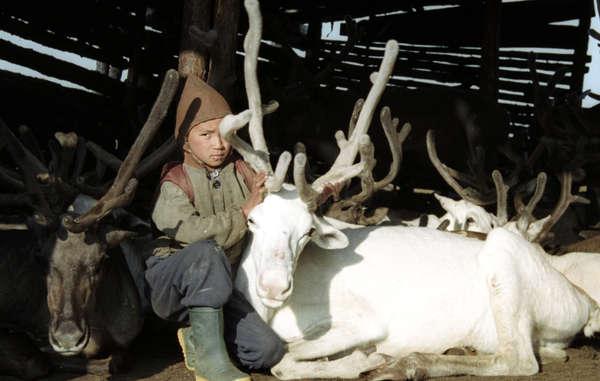 故事(資料シベリアのエヴェンキ)image