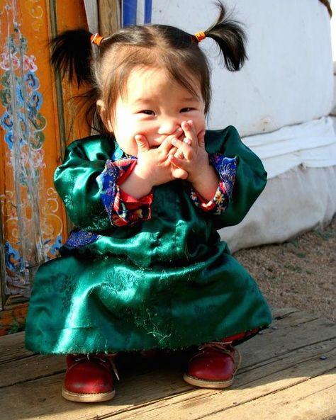 故事(修飾用蒙古族の女の子)image