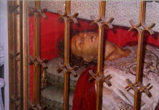 身体(聖シルヴァン殉教者)image
