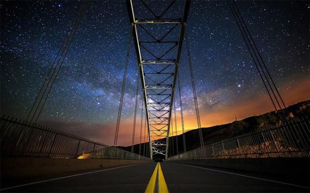 想い(橋の向こうの夜空)image_convert_20150509113544
