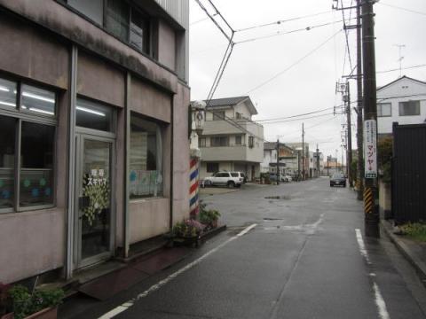 旧東海道 板屋町