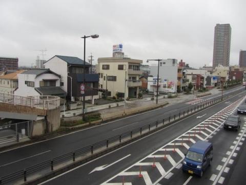 国道1号 田町