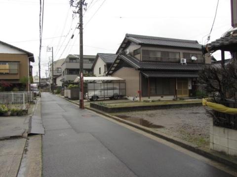 旧東海道 田町