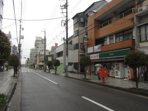 旧東海道 連尺通