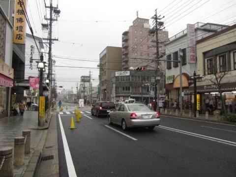 岡崎宿東本陣跡