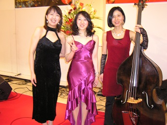 after jazz trio