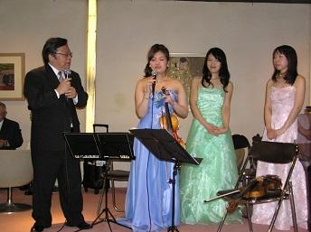 ◎横川+Trio