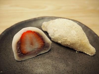 15イチゴ大福&ウグイス餅_R