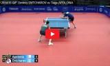 オフチャロフVSアポローニャ ETTU CUP 2014/15