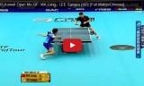 馬龍VS李尚洙(高画質)クウェートオープン2015