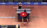 シユンの試合(予選) カタールオープン2015