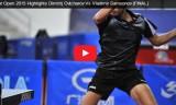 オフチャロフVSサムソノフ(決勝戦)カタールオープン2015