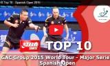 トップ10ショット! スペインオープン2015